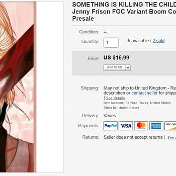 Speculator Corner: Is Something Is Killing The Children #1 The New Once & Future #1?
