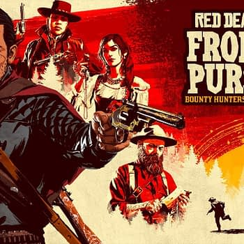 "Frontier Pursuits Drops Into ""Red Dead Online"" This Tuesday"