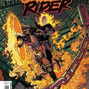 Ghost Rider #1 [Preview]