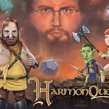 """HarmonQuest"" Promotes Season 3 With Joel Kim Booster Clip"