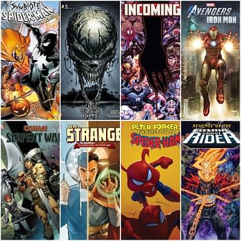 Marvel Comics December Solicitations Frankensteined