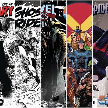 Marvel Comics New York Comic-Con 2019 Exclusive Variant Covers