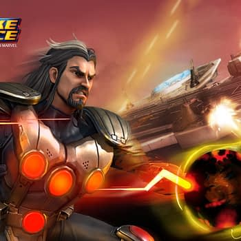 """Graviton & Agent Coulson Join """"Marvel Strike Force"""""""