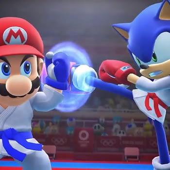 Mario & Sonic Tokyo 2020 Story Mode Trailer Nintendo Direct 2019