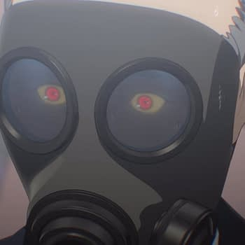"""Human Lost"" is a Cyberpunk Cop Thriller Anime Based on a Book That's NOT a Cyberpunk Cop Thriller [Trailer]"