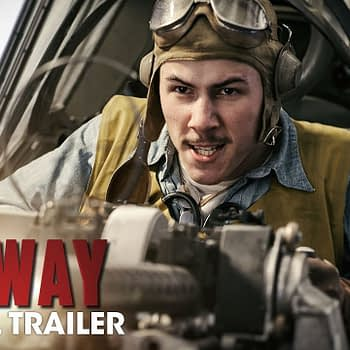 "Full Trailer for Roland Emmerich's ""Midway"" Plus a Bunch of Character Posters"