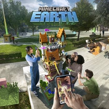 """""""Minecraft Earth"""" Will Be Joining Early Access Sometime In October"""