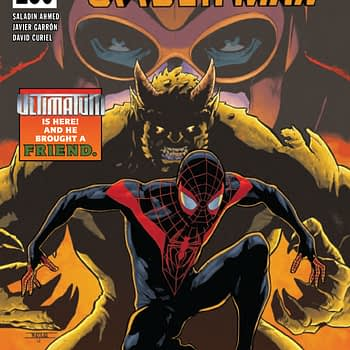 Miles Morales Spider-Man #10 [Preview]