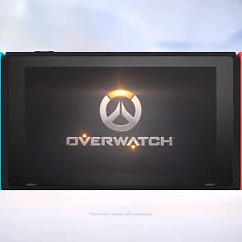 """Overwatch"" Is Officially Coming To The Nintendo Switch"