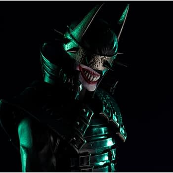 Batman Who Laughs Makes His Villainous Appearance with Kotobukiya