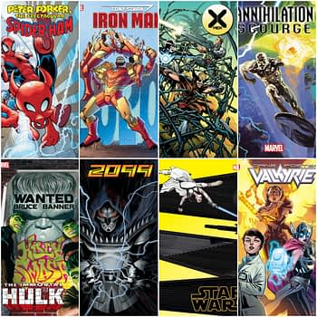 Full Marvel Comics December 2019 Solicitations... Incoming...