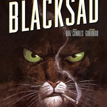 Dark Horse to Collect Blacksad: The Complete Stories in 2020