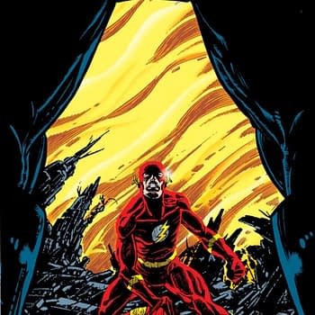 Relive the Traumatic Death of The Flash in Crisis on Infinite Earths #8 Facsimile Edition