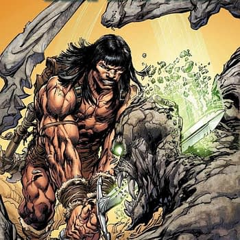 Serpent War: Conan Crosses Over With Moon Knight in Dece