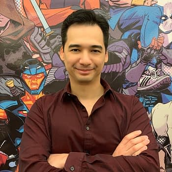 Editor Greg Tumbarello Joins Valiant Entertainment