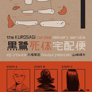 A New Beat From A Dead Heart: Carl Gustav Horn Talks The Return Of Kurosagi Corpse Delivery Service