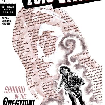 Lois Lane #4 [Preview]