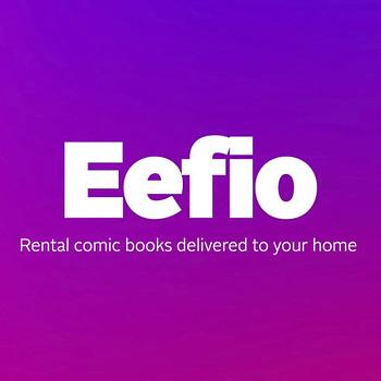 Eefio Wants to be the Netflix of Comics... Netflix Circa 2000, That Is