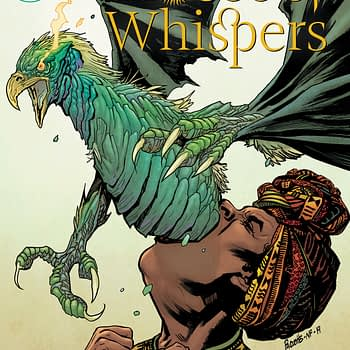Ch-Ch-Changes to House Of Whispers #14 and Wonder Woman #80 From DC Comics