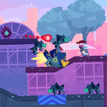"Rooftop Brawling: We Played "" Super Crush KO"" At PAX West"