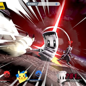 "Home Run Contest Mode Returns To ""Super Smash Bros. Ultimate"""