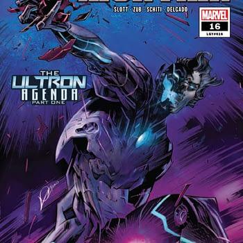 Tony Stark Iron Man #16 [Preview]