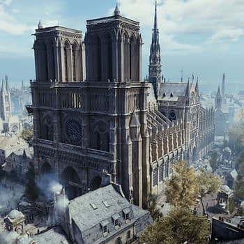 Ubisoft Has Recreated Notre-Dame De Paris In A VR Tour