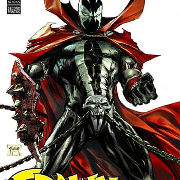 Spawn #300 Goes to Second Printing, Adds Bill Sienkiewicz to #301