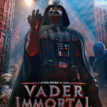 """Vader Immortal: Episode II"" Gets A Surprise Release At Oculus Connect"