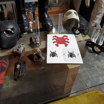 """Spider-Man: Far From Home"": Creating an Iconic Costume at Ironhead Studio"