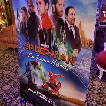 """""""Spider-Man: Far From Home"""": A Magic Show at the Magic Palace"""