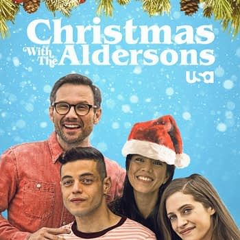 Mr. Robot countdown - three Christmas Specials