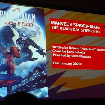 Marvel's Gamerverse Continues in January with Spider-Man: Black Cat Strikes