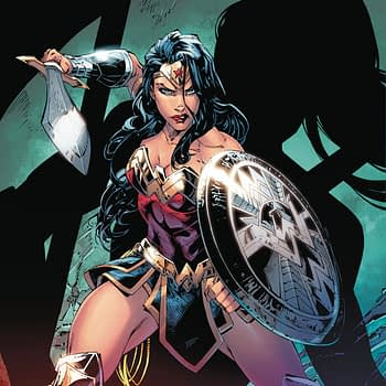 LATE: November's Wonder Woman Slips to December 18th
