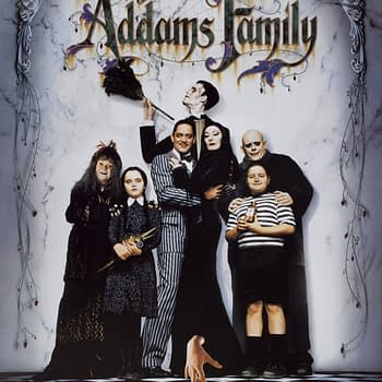 Potts Shots: Visiting The Addams Family.