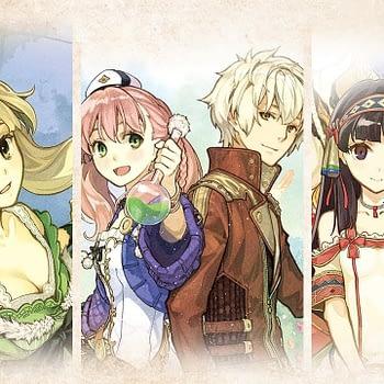 "Koei Tecmo Announces ""Atelier Dusk Trilogy Deluxe Pack"" For 2020"