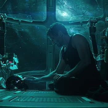 """Avengers: Endgame"" Editor Jeff Ford - Tony Stark Nearly Died Silent"