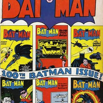 Batman Will Remain Twice-Monthly in 2020 - Batman #100 in August?