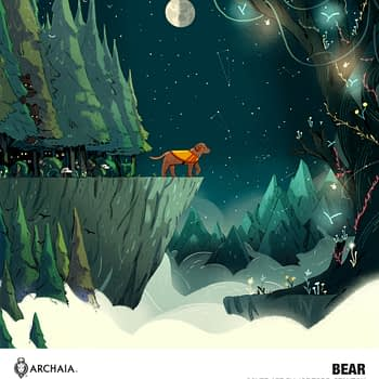 Pixar Writer BringsTale of Good Doggo to Archaia in Bear OGN