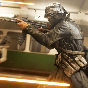 """Battlefield V"" Operation Underground Map Debuts on October 3"