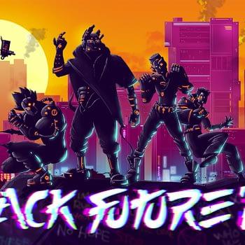"""""""Black Future '88"""" Receives A November Release Date"""