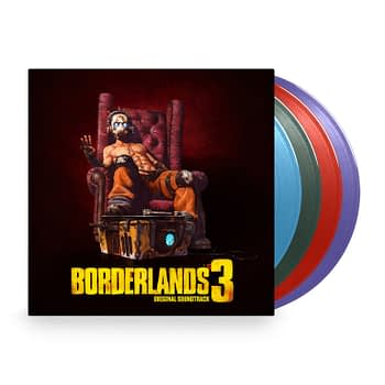"The Soundtrack To ""Borderlands 3"" Is Coming To Vinyl"