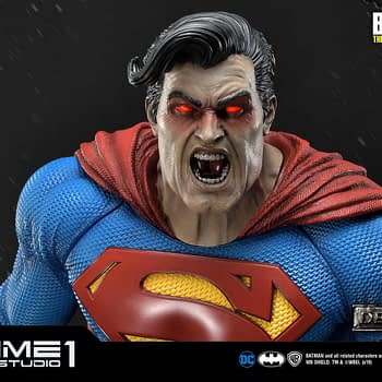 Superman Has Had Enough in New Prime 1 Studio Statue