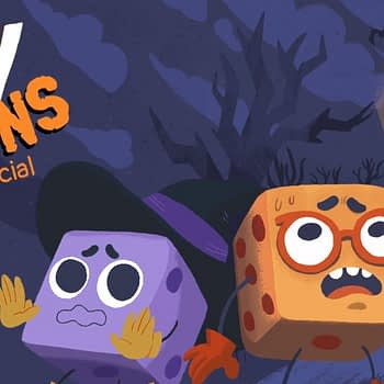 """""""Dicey Dungeons"""" Gets Its Own Halloween Content"""