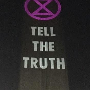 Jamie Hewlett Creates New Work For Protest Group Extinction Rebellion
