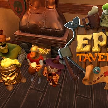 "Drunkenly Adventurous! We Tried ""Epic Tavern"" At PAX West 2019"
