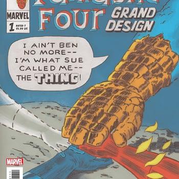 Fantastic Four: Grand Design #1 [Preview]