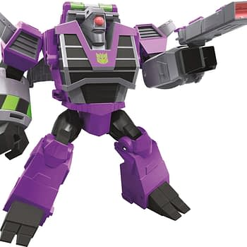 Transformers Cyberverse Go Ultra in London Comic Con Reveals