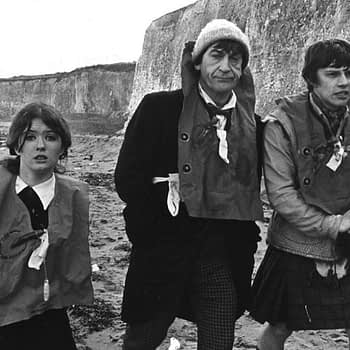 """Doctor Who"": BBC to Animate Lost 2nd Doctor Story Story ""Fury From the Deep"""