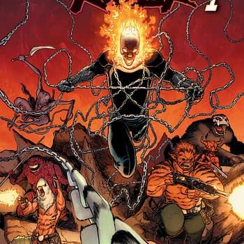Ghost Rider #1 Gets a Digital Director's Cut
